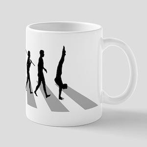 Hand Walking Mug