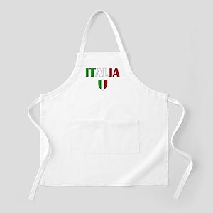 Italia Logo Apron