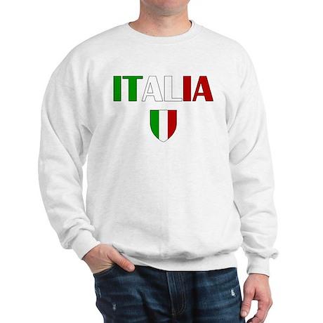 Italia Logo Sweatshirt