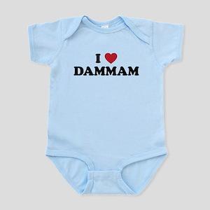 I Love Dammam Infant Bodysuit
