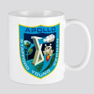 Apollo 10 Mission Patch Mug