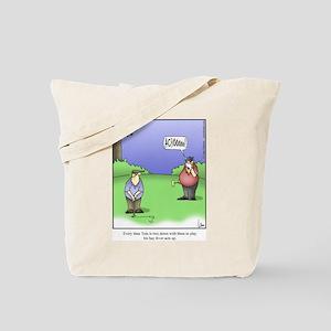GOLF 067 Tote Bag
