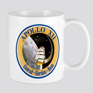 Apollo 12 Mission Patch Mug