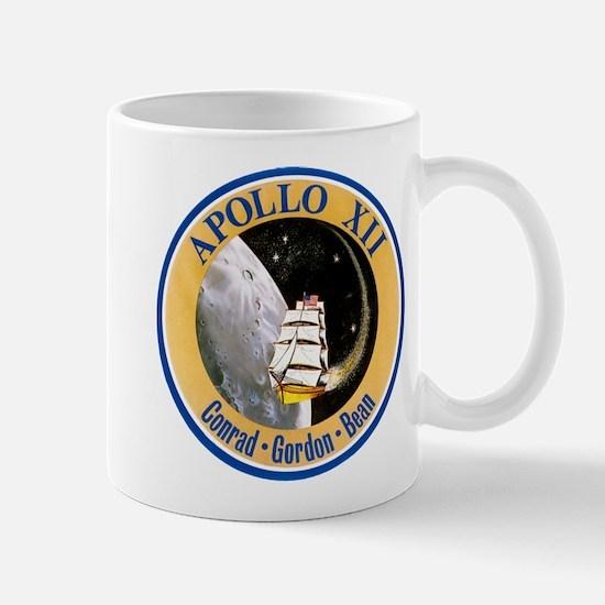 Apollo 12 Mission Patch Mug