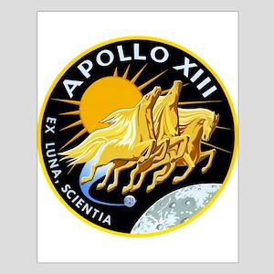 Apollo 13 Mission Patch Small Poster