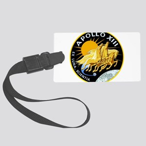 Apollo 13 Mission Patch Large Luggage Tag