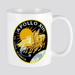 Apollo 13 Mission Patch Mug