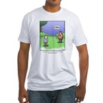 GOLF 067 Fitted T-Shirt