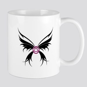 Womans Tribal Butterfly 2000x2000 Mug