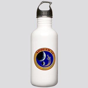 Apollo 14 Mission Patch Stainless Water Bottle 1.0