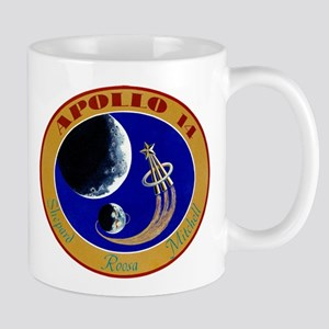 Apollo 14 Mission Patch Mug