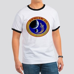Apollo 14 Mission Patch Ringer T