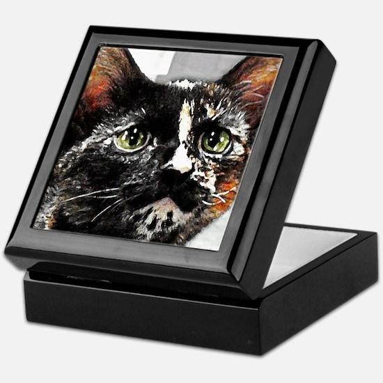 I Am Cat Keepsake Box