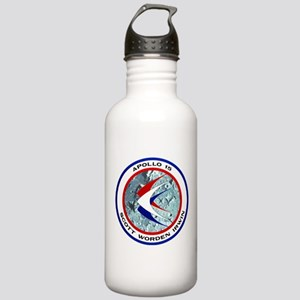 Apollo 15 Mission Patch Stainless Water Bottle 1.0