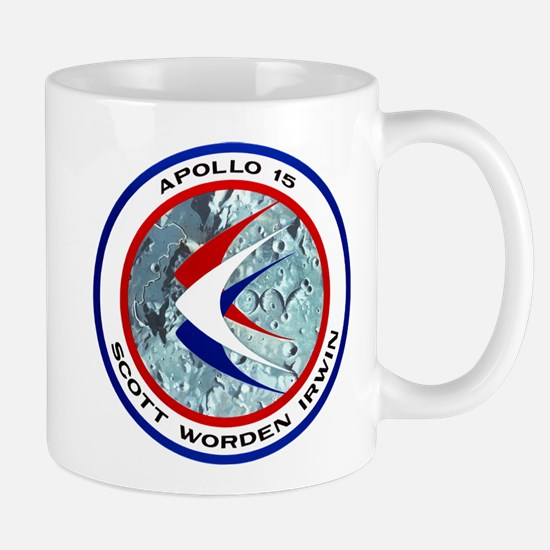 Apollo 15 Mission Patch Mug