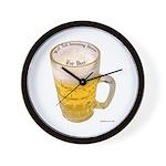 Wall Clock - WTI