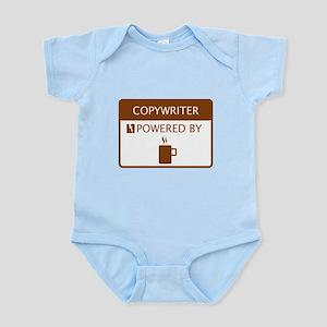 Copywriter Powered by Coffee Infant Bodysuit
