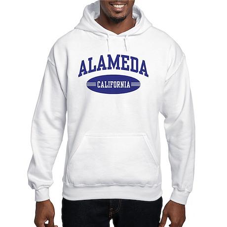Alameda California Hooded Sweatshirt