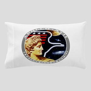 Apollo 17 Mission Patch Pillow Case