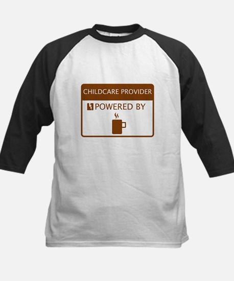 Childcare Provider Powered by Coffee Tee