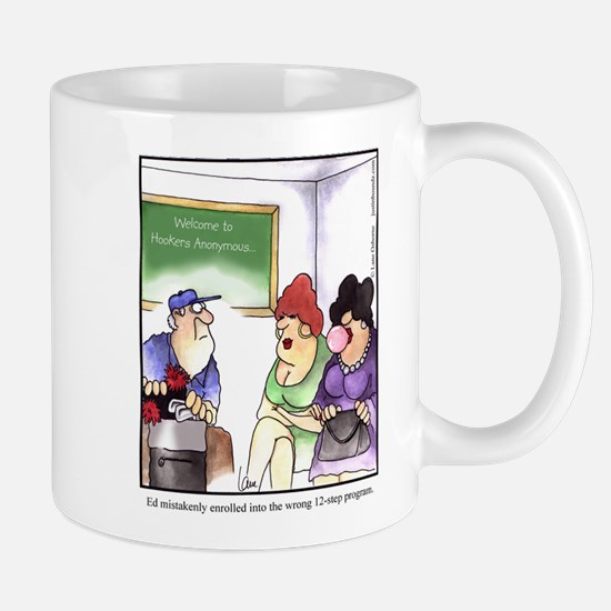 GOLF 011 Mug