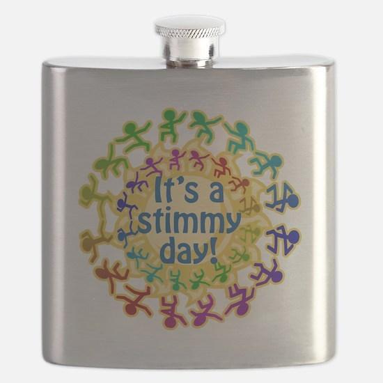 It's a Stimmy Day Flask