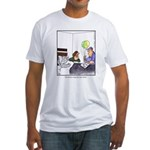 GOLF 004 Fitted T-Shirt