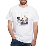 GOLF 004 White T-Shirt