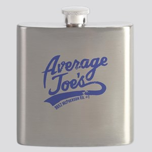 AJs Blue Flask
