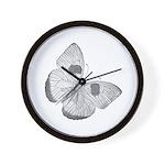 ButterflyWall Clock