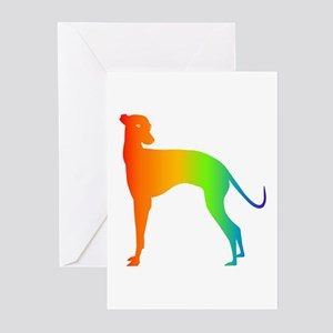Italian Greyhound Greeting Cards (Pk of 10)