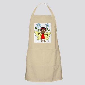 Forget Me Not Fairy BBQ Apron