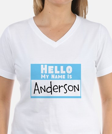 Personalized Name Tag Shirt