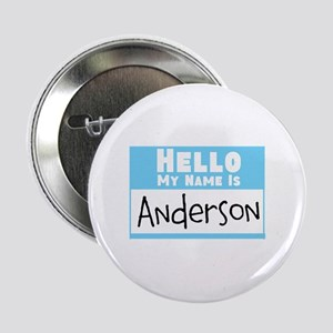 "Personalized Name Tag 2.25"" Button"