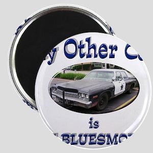 "Bluesmobile 2.25"" Magnet (10 pack)"