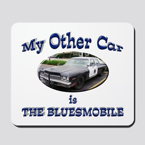 Bluesmobile Mousepad