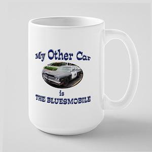 Bluesmobile Large Mug