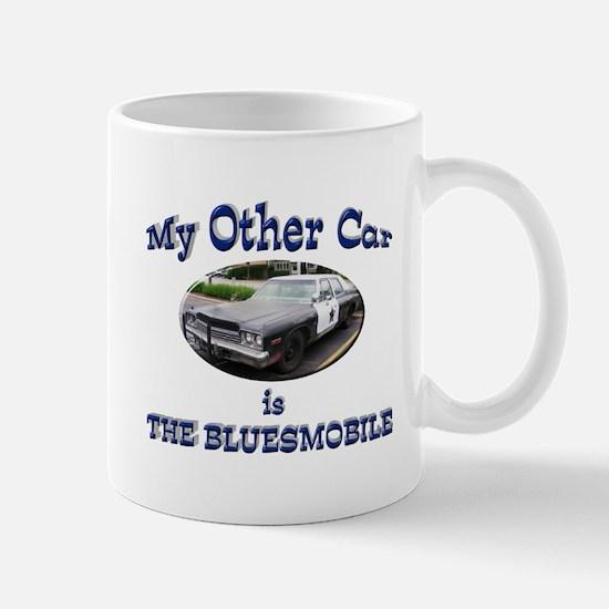 Bluesmobile Mug