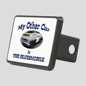 Bluesmobile Rectangular Hitch Cover