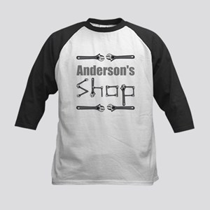 Personalized Shop Kids Baseball Jersey