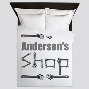 Personalized Shop Queen Duvet