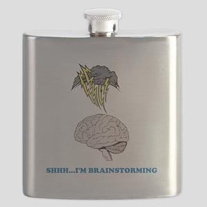 SHHH...IM BRAINSTORMING Flask