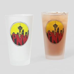 PNW Drinking Glass