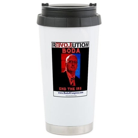 End the IRS Stainless Steel Travel Mug