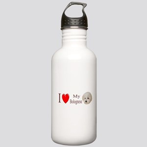 I Love My Bolognese 2 Stainless Water Bottle 1.0L