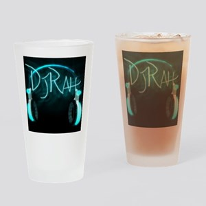 DJ Rah Logo 2012 Drinking Glass