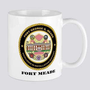 Fort Meade with Text Mug