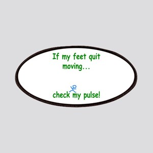 Check My Pulse Patches