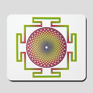 7th Chakra Mousepad