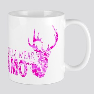 REAL GIRLS WEAR CAMO Mug